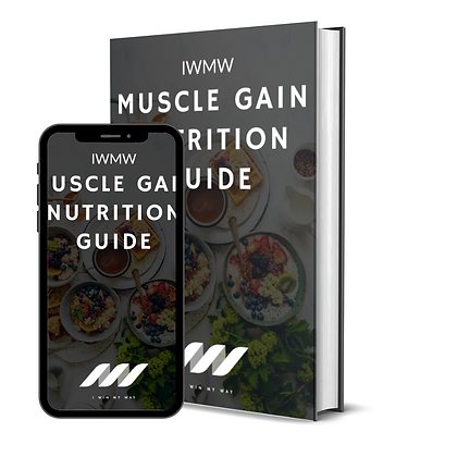 Muscle Gain Nutrition Guide