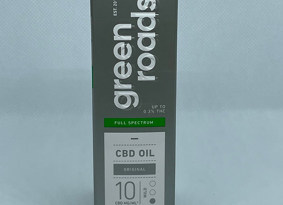 300 MG CBD OIL (FULL SPECTRUM)