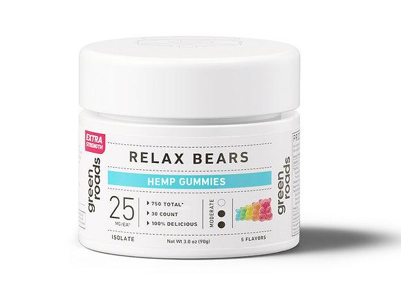 750 MG Relax Bears