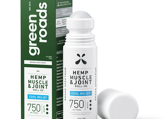 COOL RELIEF CBD ROLL-ON - 750MG