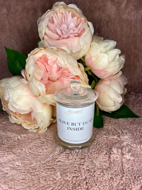 Small Handmade Soy Candle