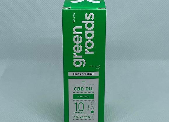 300 MG CBD OIL (BROAD SPECTRUM)