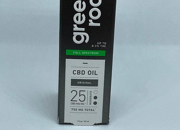 750 mg CBD OIL (FULL SPECTRUM)