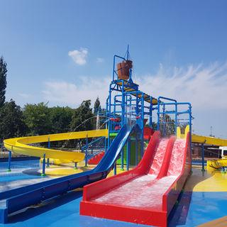 Wodny Plac Zabaw Ciechocinek