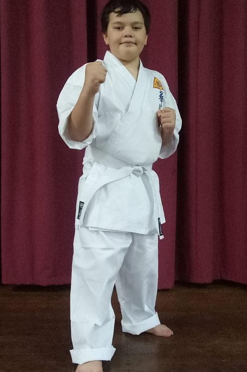 Kempo Ryu Karate White Gi (uniform)