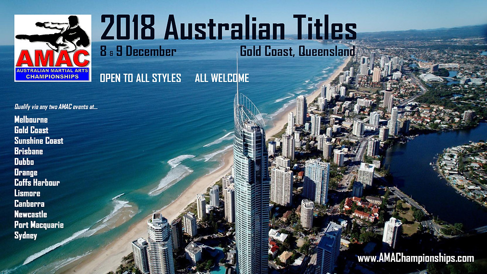 Tullebudgera Leisure Centre - 8 & 9 Dec 2018
