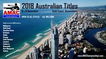 2018 Australian Titles