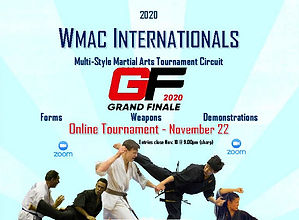 WMAC 2020 Online Tournament Grand Finale