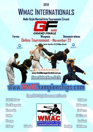 WMAC 2020 Online Tournament Grand Finale