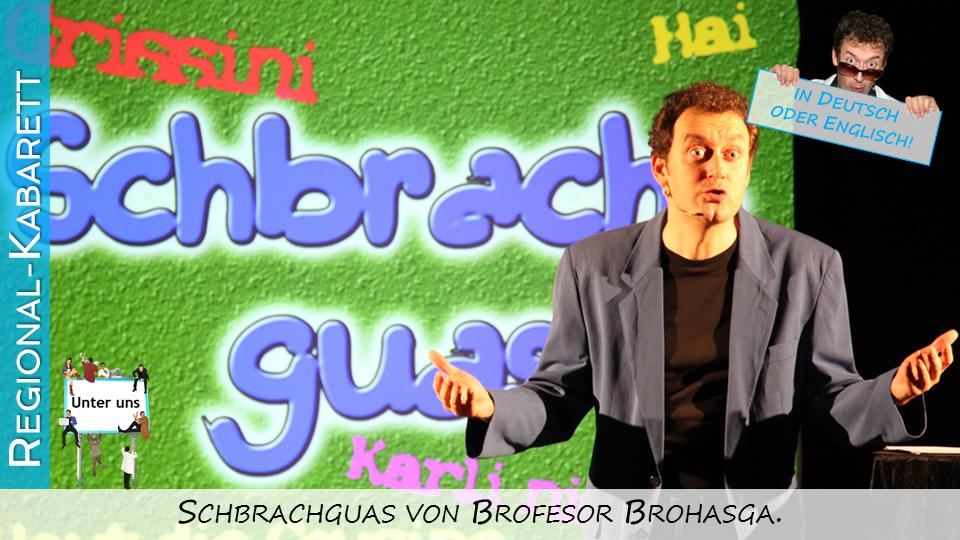 Brofesor Brohasga