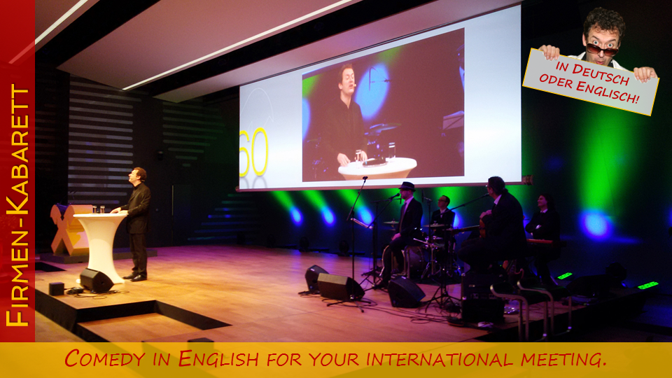 In English for your international meetings -