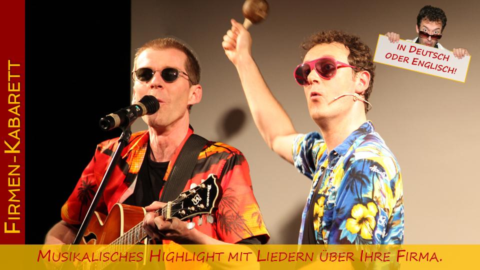 Musikalische Highlights mit Schurli Bazooka