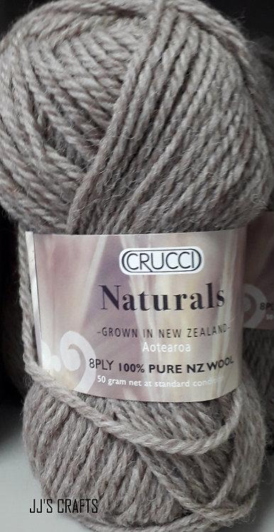 Naturals-100% pure Wool-50 grams