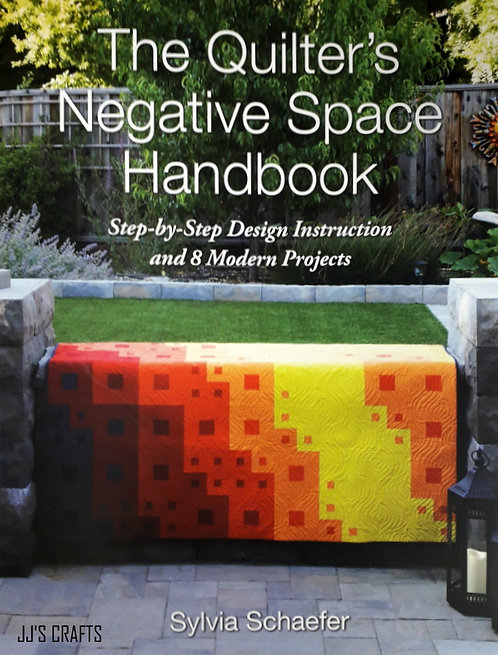 NEGATIVE SPACE HANDBOOK -Slyvia Schaefer