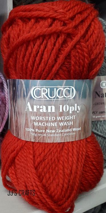 Crucci Aran 10 Ply - Shade 12