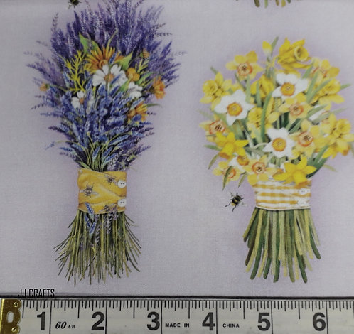 Everyday  Favourite/Lavendar, Daffodils