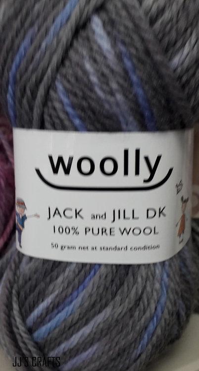 Jack & Jill 100% wool