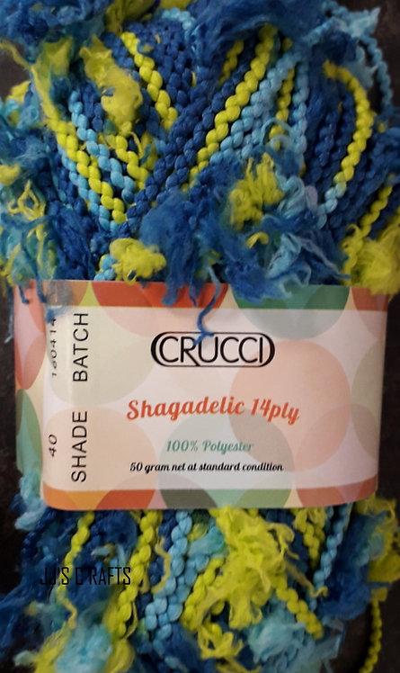 Shagdelic 14 ply