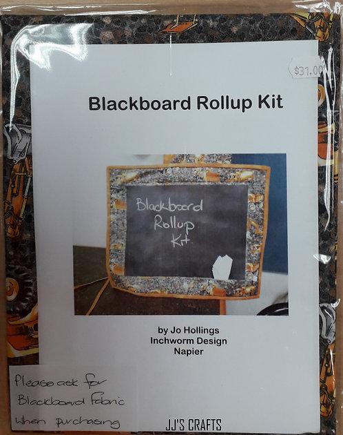 BLACKBOARD ROLLUP KIT - Diggers