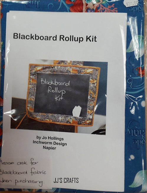 BLACKBOARD ROLLUP KIT - Ariel