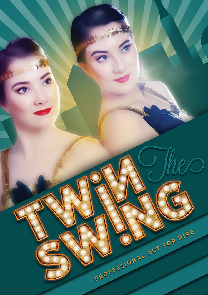The Twin Swing Vintage 1920's Entertainment in London