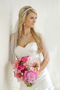 Professional wedding photography - brides