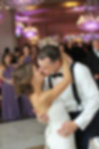 Professional wedding photography - reception.