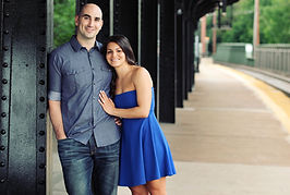 Engagement photography, Boonton, NJ