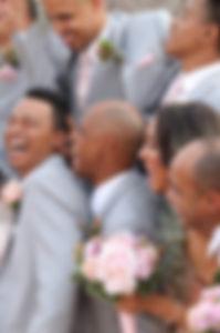 Professonal wedding photography - wedding party