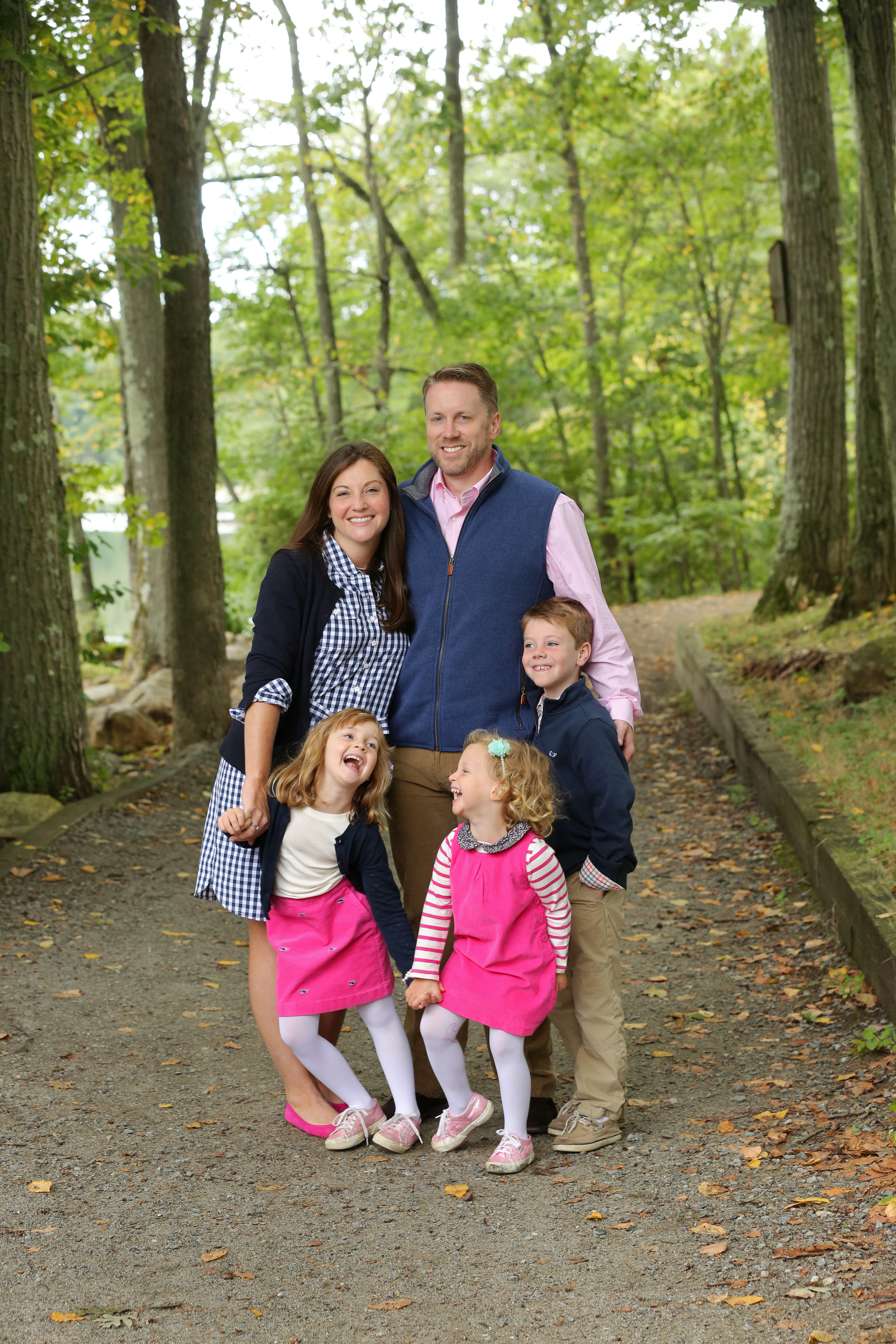 Pro photographer family Boonton