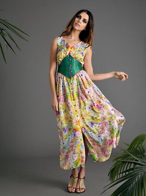 HIZAMI JOSEY DRESS