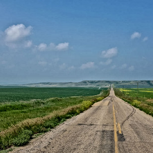 Road to the Big Muddy