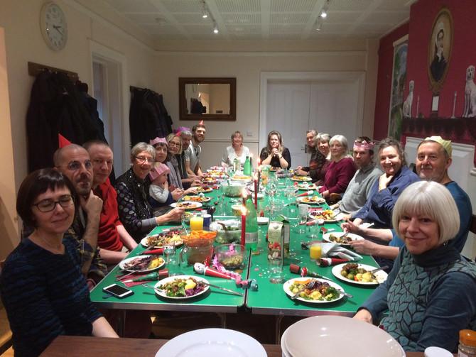 Festive Community Meal!