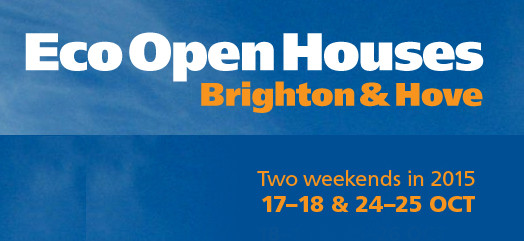 Eco Open Houses (and 25th October 2015 social)