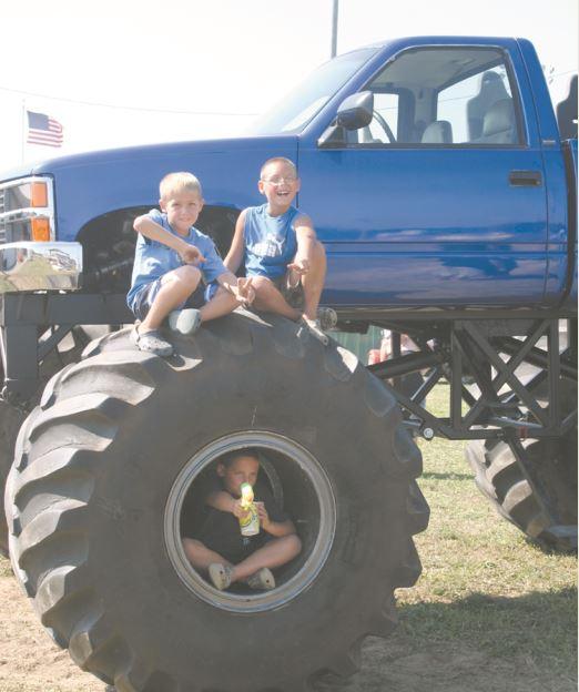 Rusty Foster Monster Truck
