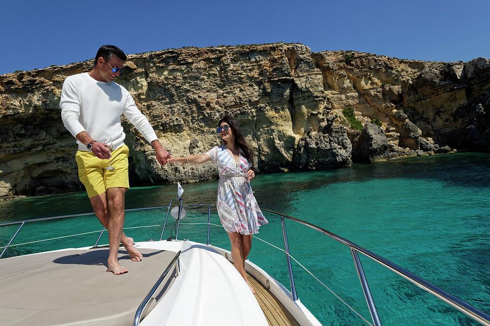Yacht Charter Malta TEMPLE Magazine