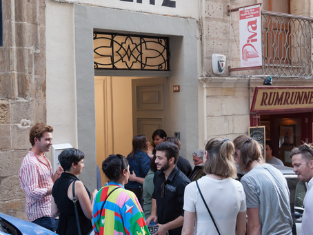 Latitude 36 - Exhibition at Blitz, Valletta. 'Thought provoking and highly original'