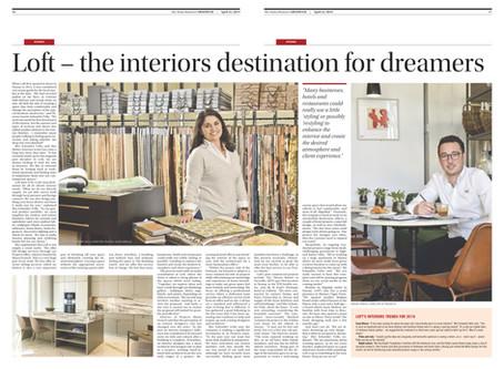 LOFT - the interiors destination for dreamers