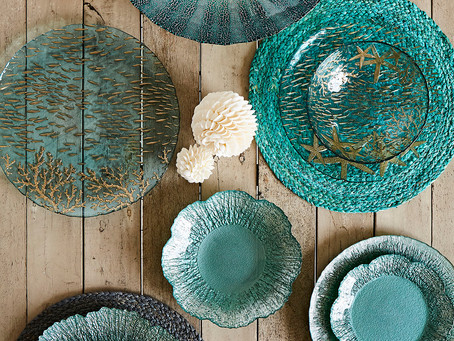 Summer Dining goes French Riviera chic