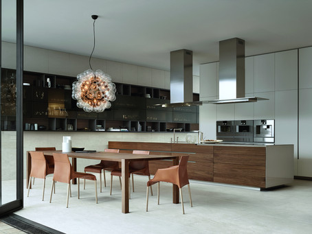Sophisticated luxury Poliform kitchens by onepercent.