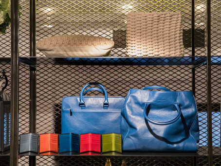 Luxury London leather brand launched in Malta