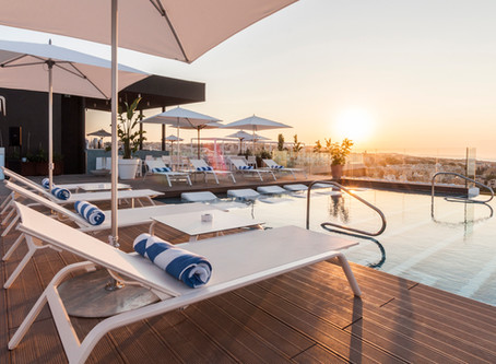 SKYBEACH - The roof-top oasis at InterContinental Malta