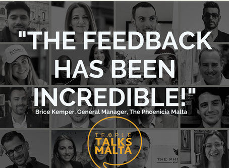 18 POWERFUL reasons why TEMPLE TALKS MALTA podcast should be a part of your marketing strategy
