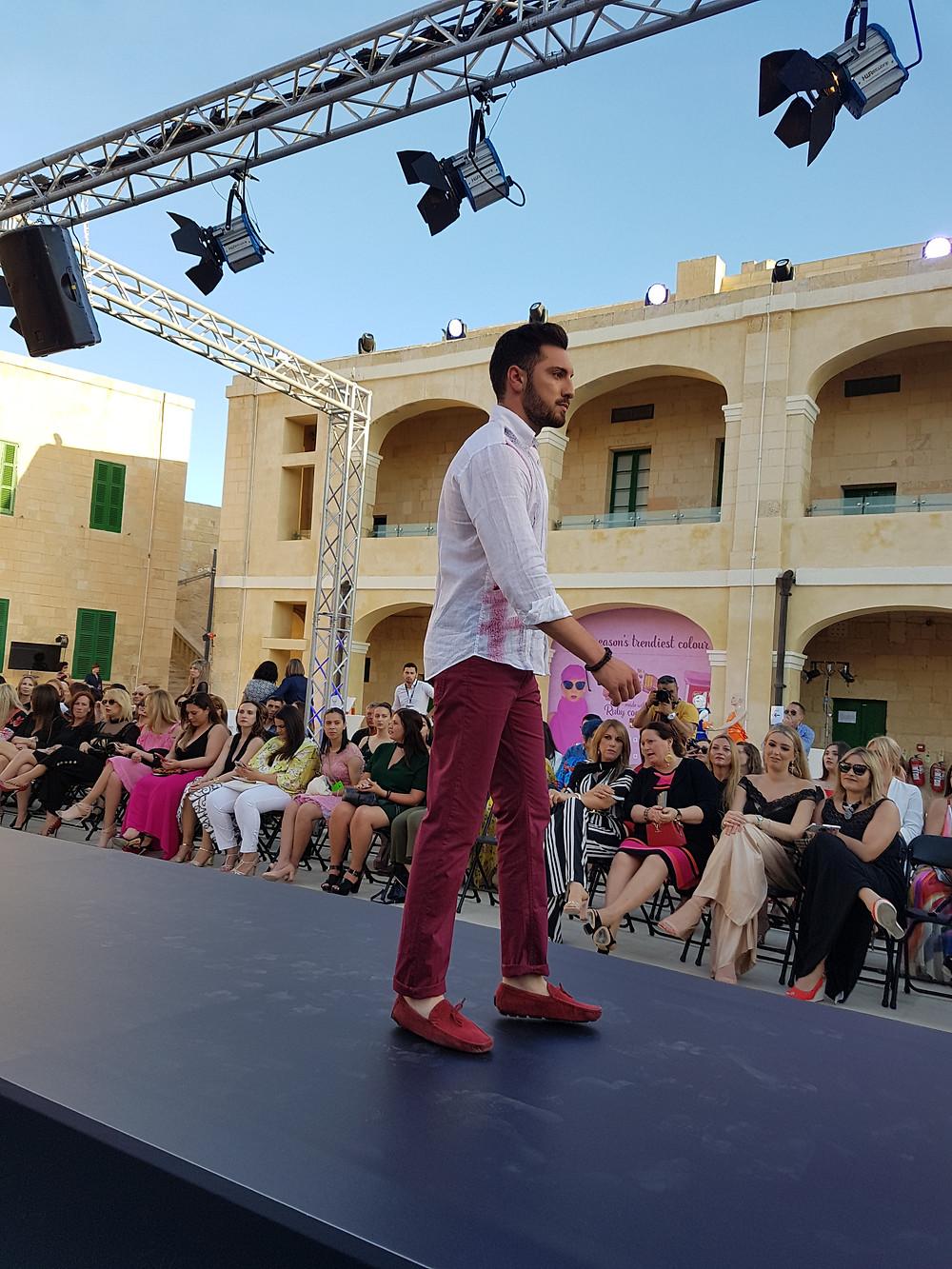 Malta Fashion Week, Temple Magazine