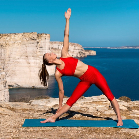 Austria's ORF Yoga Magazine uses the Maltese Islands as the perfect yoga backdrop