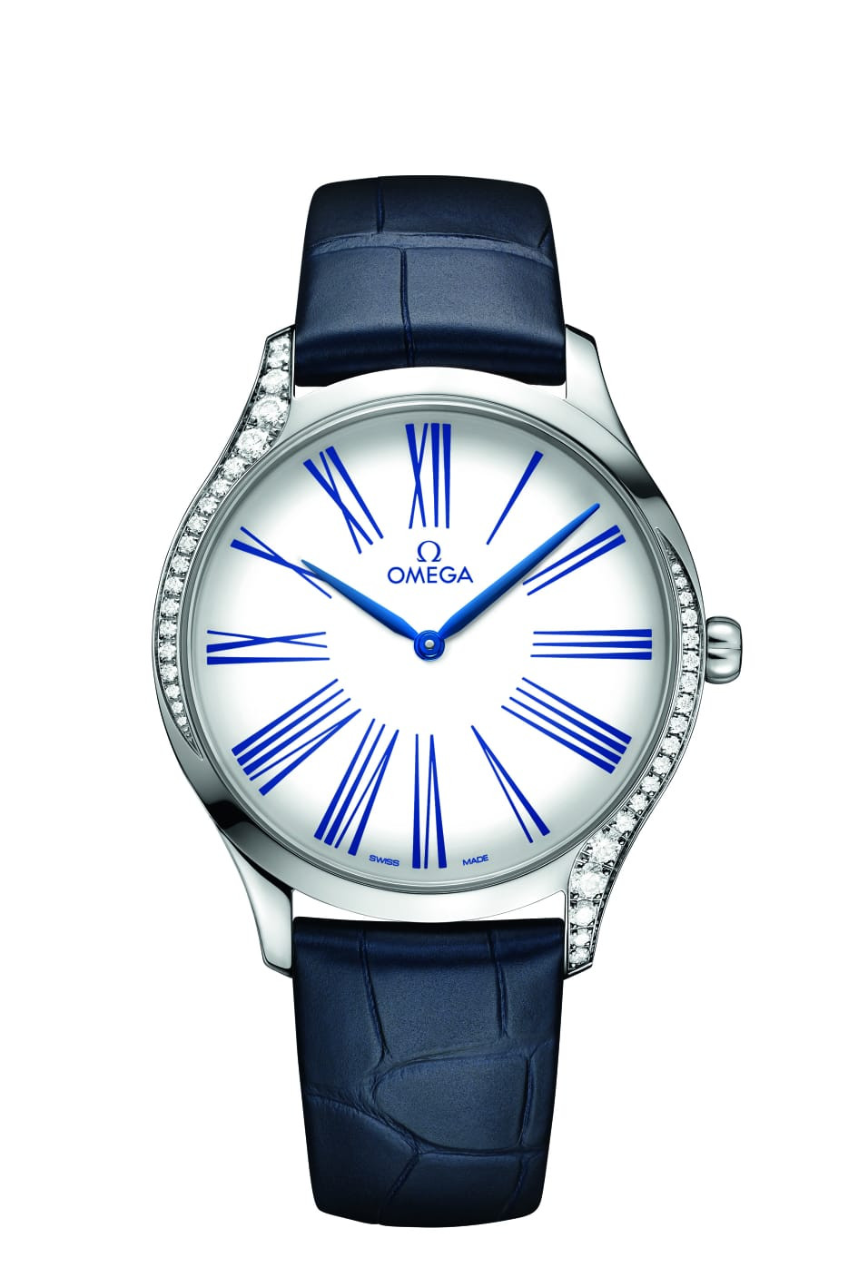 OMEGA, The De Ville Trésor Collection . Image Copyright: OMEGA