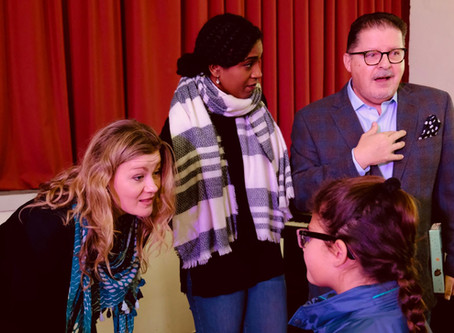 Magic explodes when top opera singers and students meet