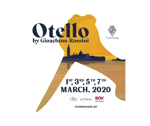 Otello Manoel Theatre 2020
