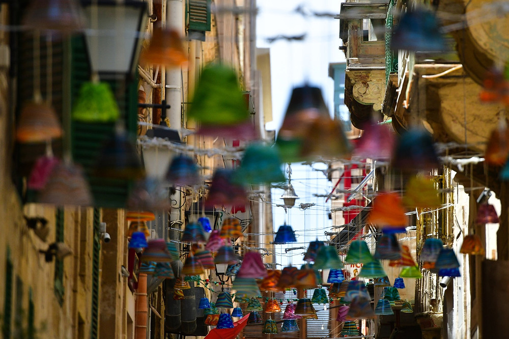 Strait Street, Valletta, Malta. Image credit: VCA, Jonathan Borg