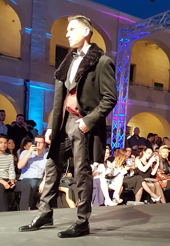 Gagliardi Malta Fashion Week. Copyright TEMPLE Magazine
